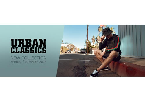 Urban Classics 2018 Spring Summer Collection