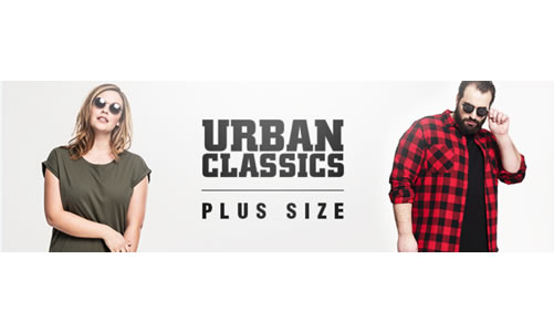Urban Classics Now Up To 5XL