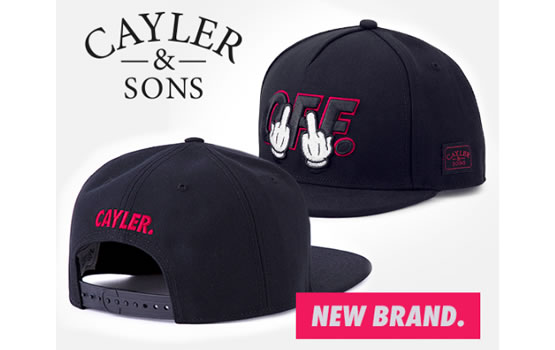 Cayler & Sons – NEW BRAND